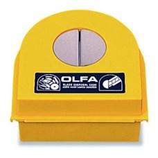 OLFA DC-2 Bezpečnostní box na uložení použitých čepelí